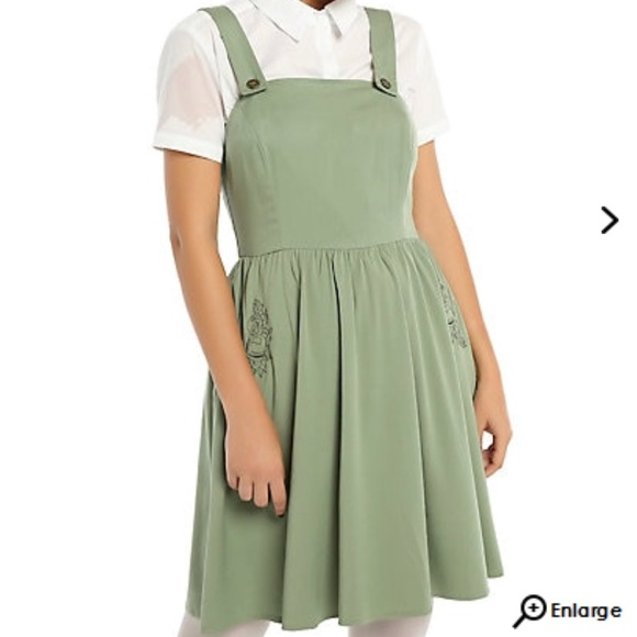 71cfa9d80ff Hot Topic Dresses   Skirts - Hot topic Over the Garden Wall Greg Jumper